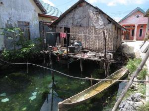 Stelzenhaus in Bajo