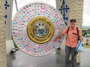 World Peace Gong in Ambon