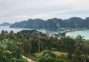 Viewpoint Ko Phi Phi and Ton Sai