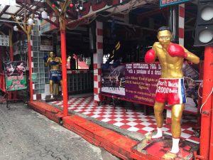 Thai Boxing Reggebarphiphi Ton Sai