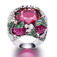 Bridal Cocktail Rings Collection From Piaget Limelight