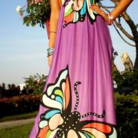 Casual And The Classic Styles Long Maxi