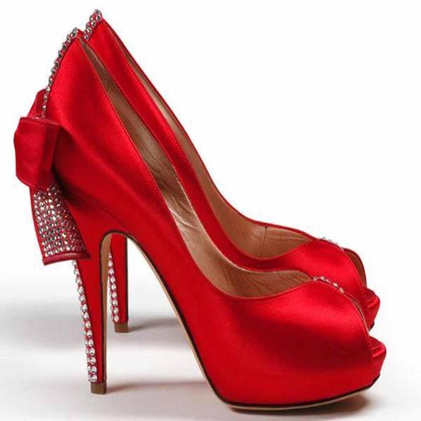 Red Heels Valentine' Day