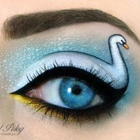 Innovative Eye Makeup Art By Tal Peleg