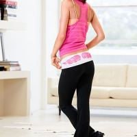 Yoga Styles Legging For Girls By Victoria Secret