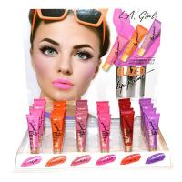 LA Girls Glazed Lip Paint And Gloss