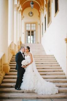 Grace & John Rock Biltmore Hotel Wedding