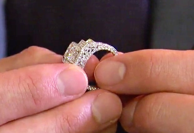 bachelor ben's engagement ring