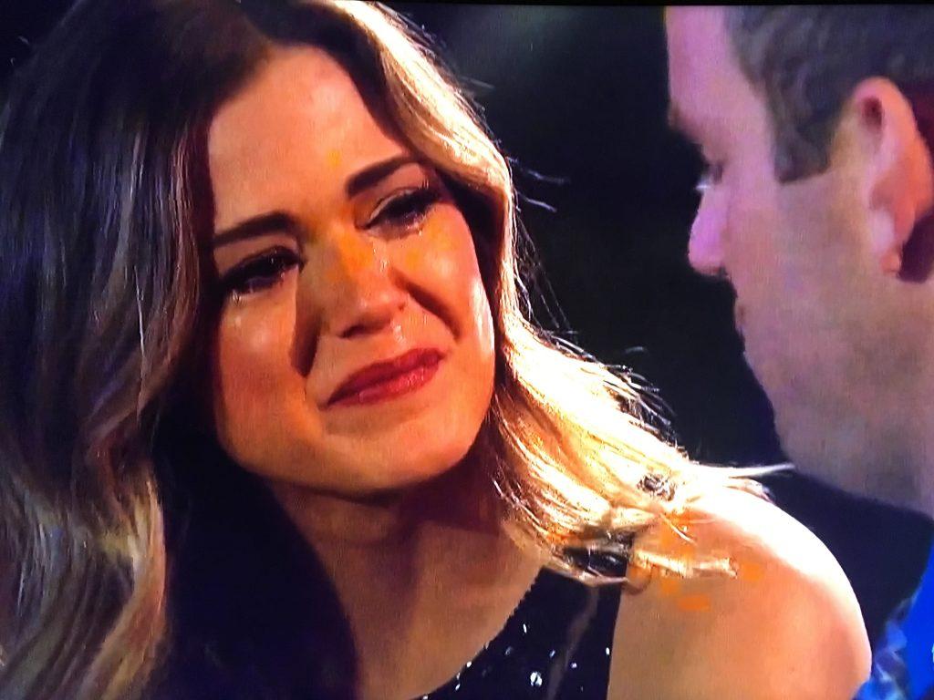 bachelorette jojo crying