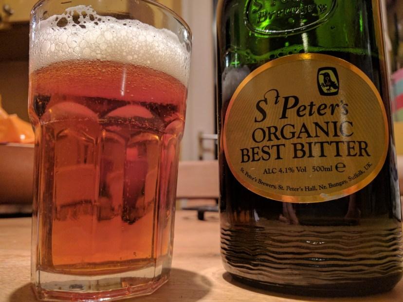 Organic Best Bitter - St Peter's