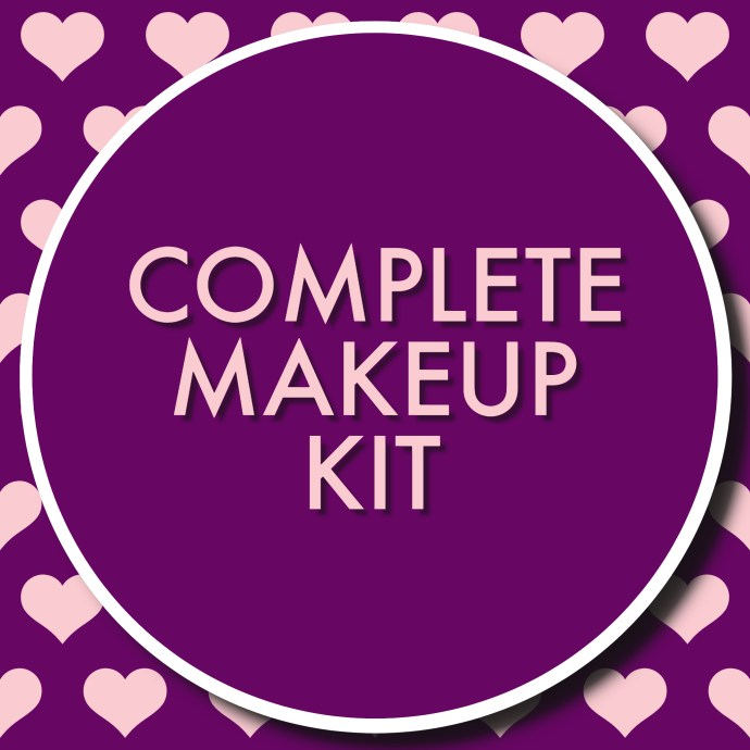 Complete Makeup Kit