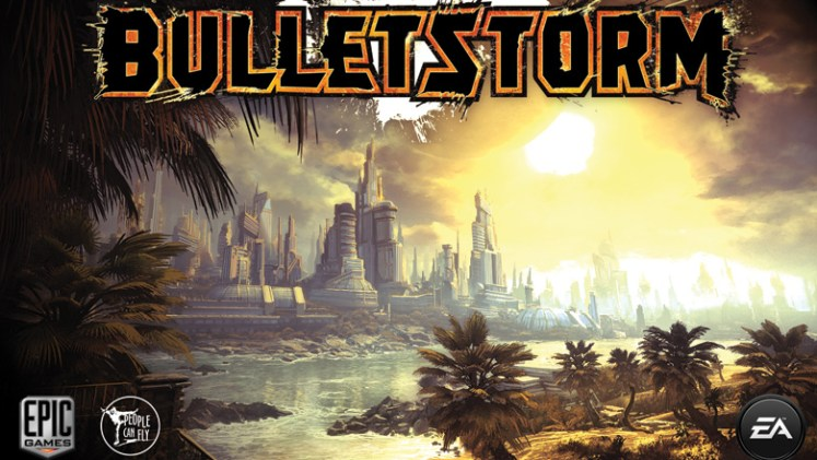 1-Bulletstorm