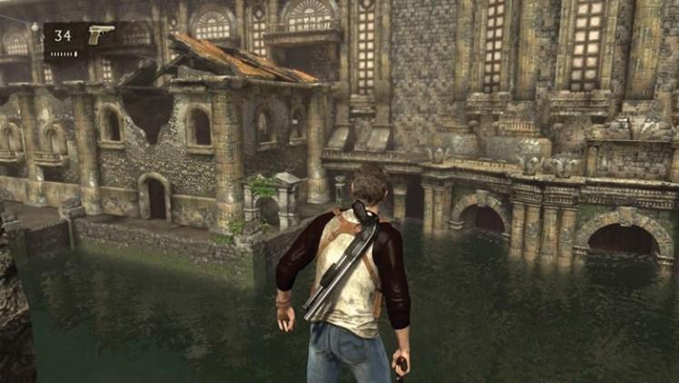 1-Uncharted-Gameplay