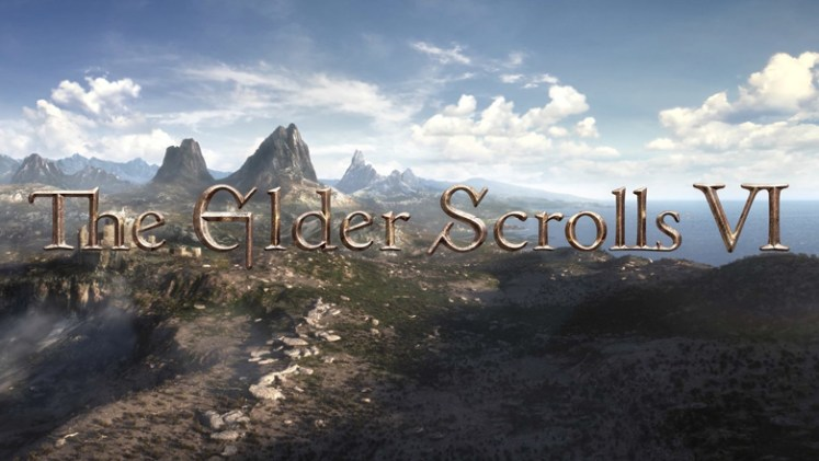 The Elder Scrolls VI title card reveal