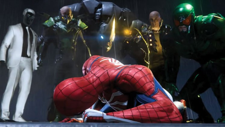 Spider-Man Review Sinister Six