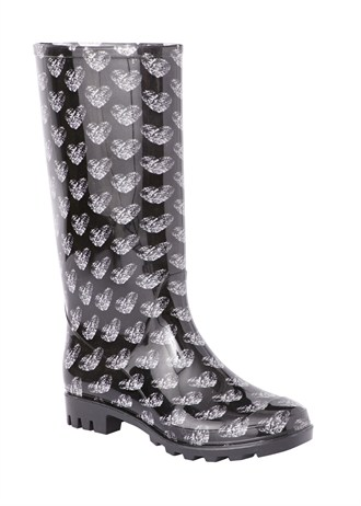 heart-print-wellies