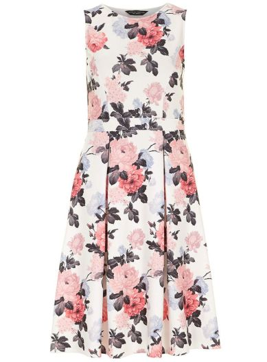 Floral Neoprene Dress £28 from Dorothy Perkins