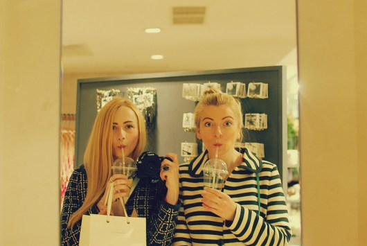She and Hem | Anthropologie Bath Opening