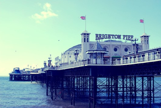 Hem and Away : Brighton