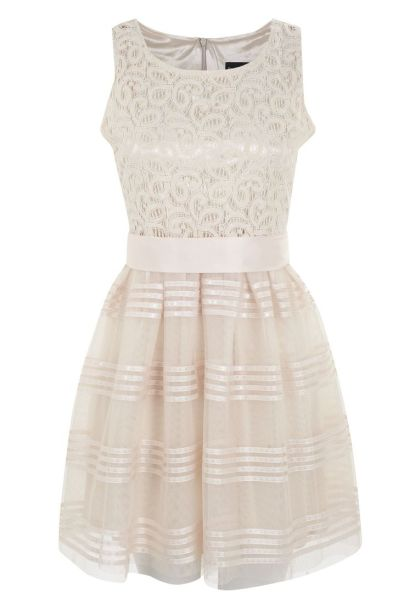 Princess Dress in Ivory £125 from Pretty Eccentric