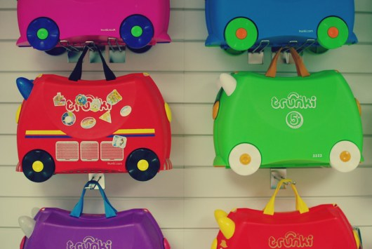 She and Home | Blog Club | Trunki