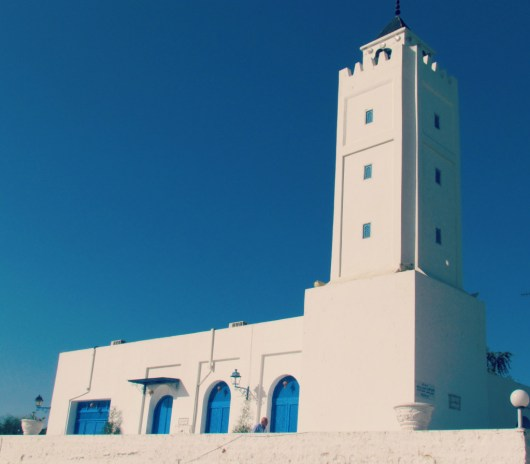 Hem and Away | Sidi Bou Said | Tunisia | She and Hem