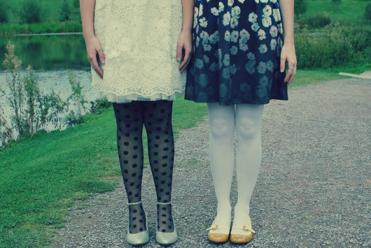 She and Hem | Yumi Dresses | UK Tights
