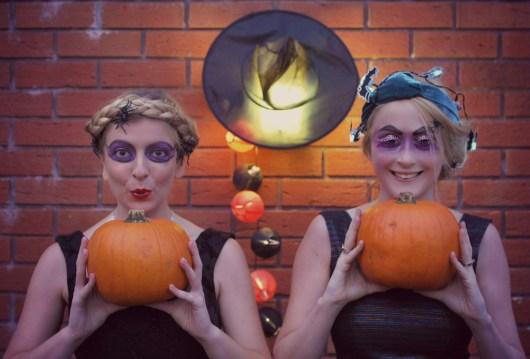 She and Hem | Halloween Make Up | #bbloggers