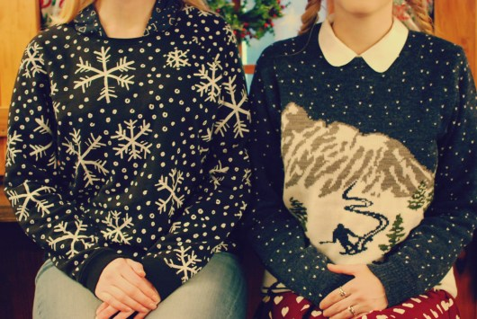 Christmas Jumper Day | Bristol Christmas Market | She and Hem