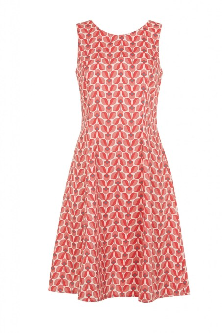 Wallflower Sleeveless Dress £85 from Orla Kiely for People Tree