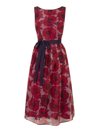 Poppy Organza Dress £125 from Dickens & Jones at House of Fraser
