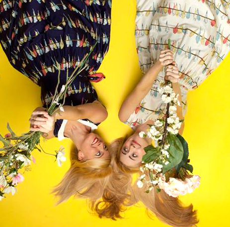 Poppy | Budgies | Kew Garden Collection | She and Hem | Photoshoot