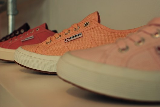 Superga | Bath | She and Hem