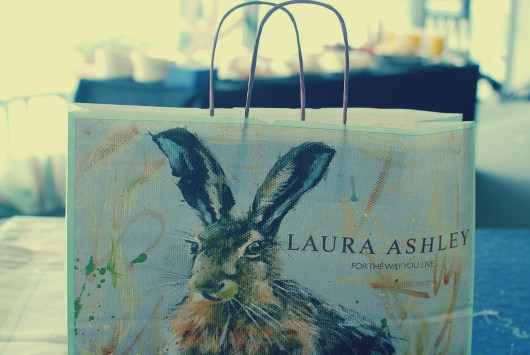 Crafts & Laughs with Laura Ashley | She and Hem | Bristol
