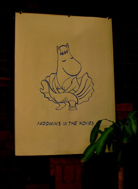 Moomin Mania | The Watershed Bristol | She and Hem