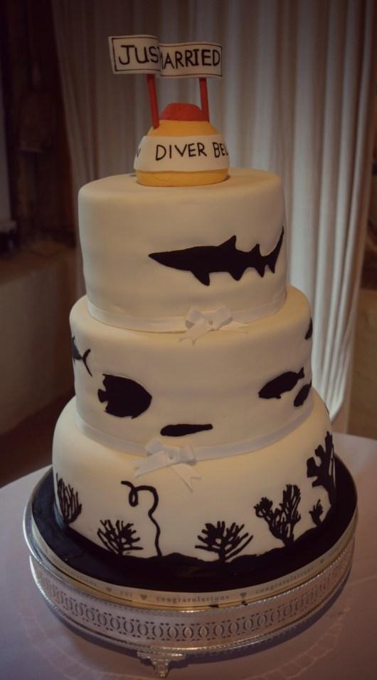 Wedding Cake   Clock Barn   Hampshire