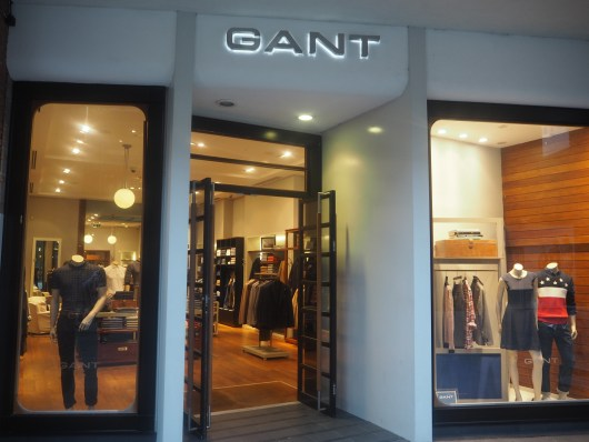 GANT | She and Hem | Bristol