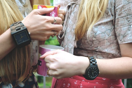 JORD   Wooden Watches   She and Hem