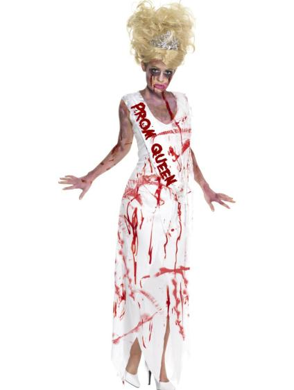 High School Horror Zombie Prom Queen £36 from Very