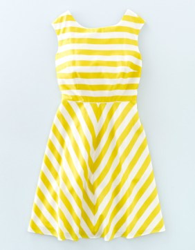 Swishy Mara Dress £89.50 from Boden