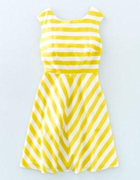 Swishy Mara Dress £89.50 from Boden