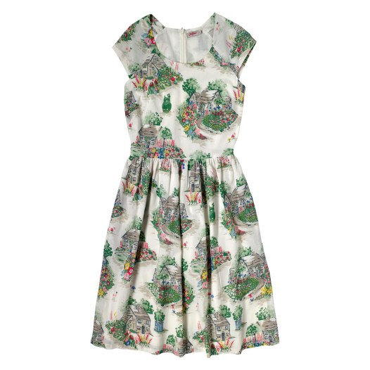 Spring Cottage Dress £60 from Cath Kidston