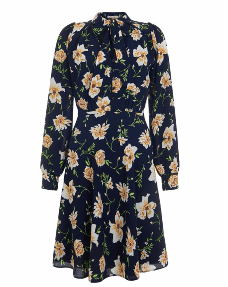 What A Scarf Dress £55 from Trollied Dolly