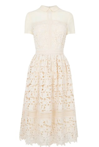 Lace Shirt Dress £99 from Warehouse