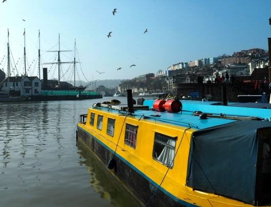 Boat Trips with Aspire Style | She and Hem | Bristol