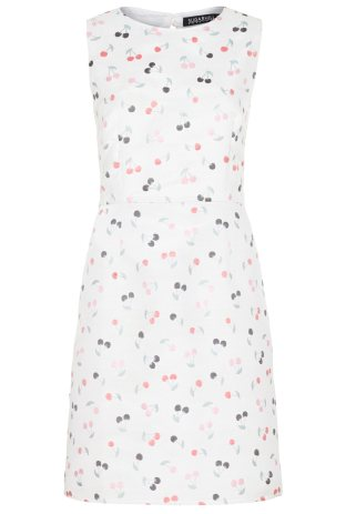 Lydia Cherry Jacquard Dress £55 by Sugarhill Boutique at John Lewis