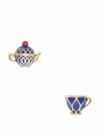 Tea Time Studs £40 from Kate Spade