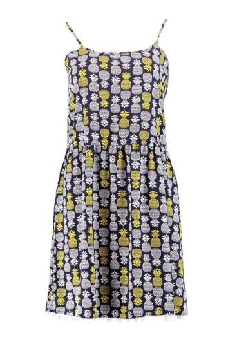 Double Thumbs Dresses #86 |Pineapple Print Strappy Dress £6 (Reduced from £12) from Boohoo