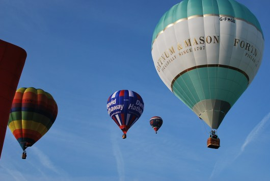 Bristol International Balloon Fiesta 2016 : Preview