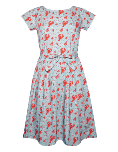 Lobster Dress £37.50 from Run & Fly at Thunderegg